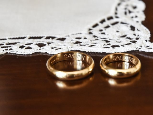 Il matrimonio di Salvatore e Carmen a Gerace, Reggio Calabria 62