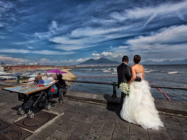 Il matrimonio di Maurizio e Rosa a Pozzuoli, Napoli 11