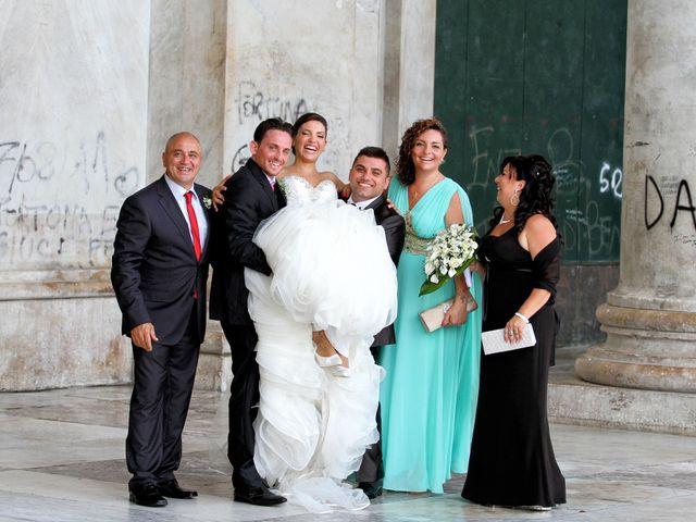 Il matrimonio di Maurizio e Rosa a Pozzuoli, Napoli 13