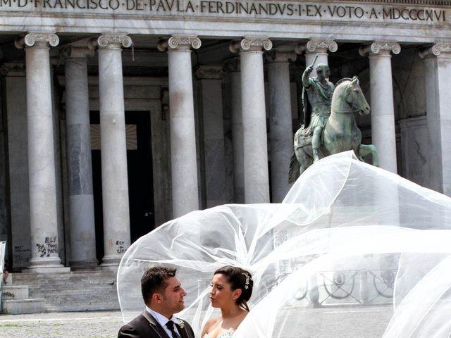 Il matrimonio di Maurizio e Rosa a Pozzuoli, Napoli 15