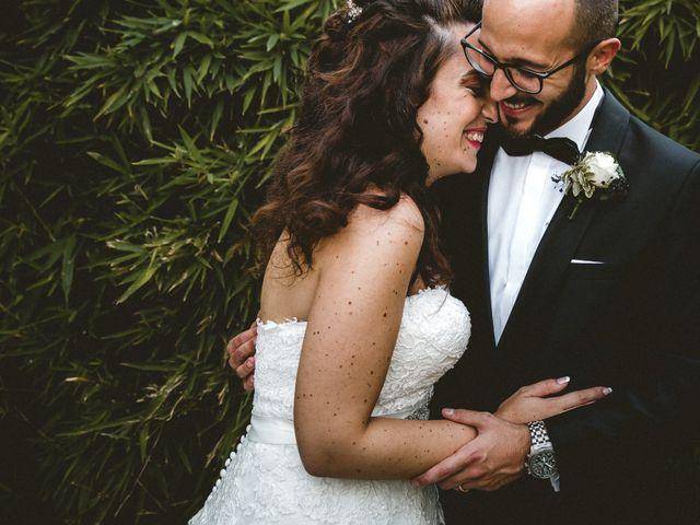 le nozze di Maria Grazia e Paolo