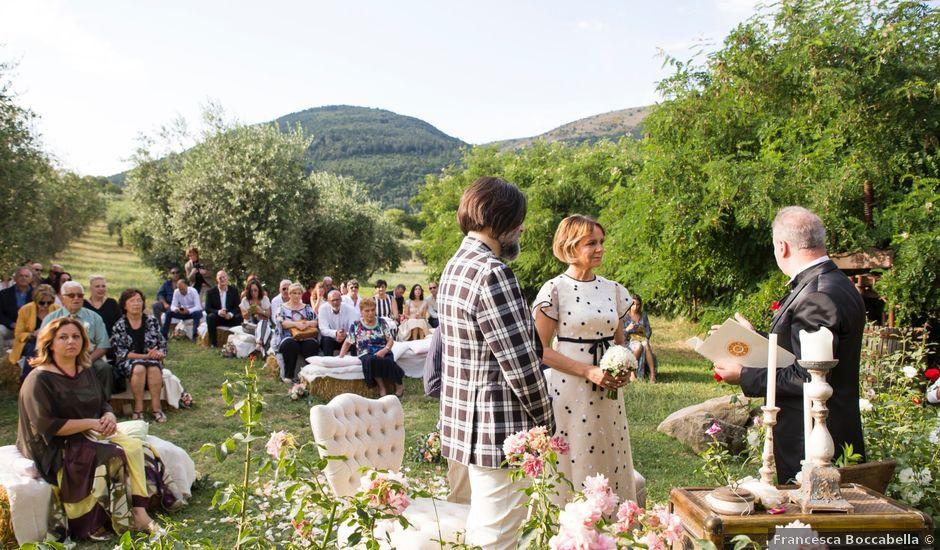 Il matrimonio di Roberto e Paola a Perugia, Perugia