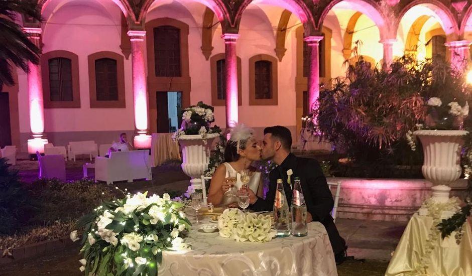 Il matrimonio di Andrea e Maria Rosa a Palermo, Palermo