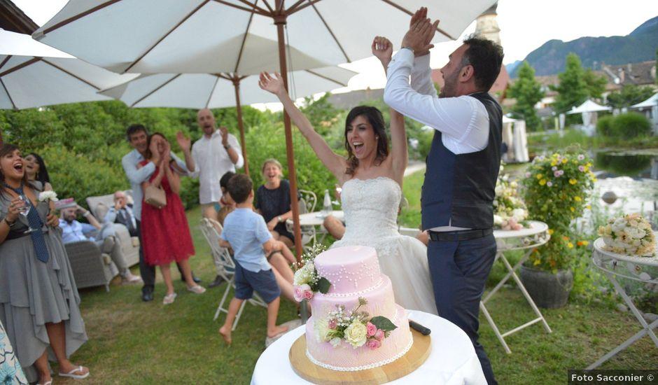 Il matrimonio di Paolo e Linda a Appiano sulla strada del vino-EppanB, Bolzano