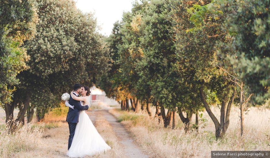 Il matrimonio di Simone e Valentina a Uta, Cagliari