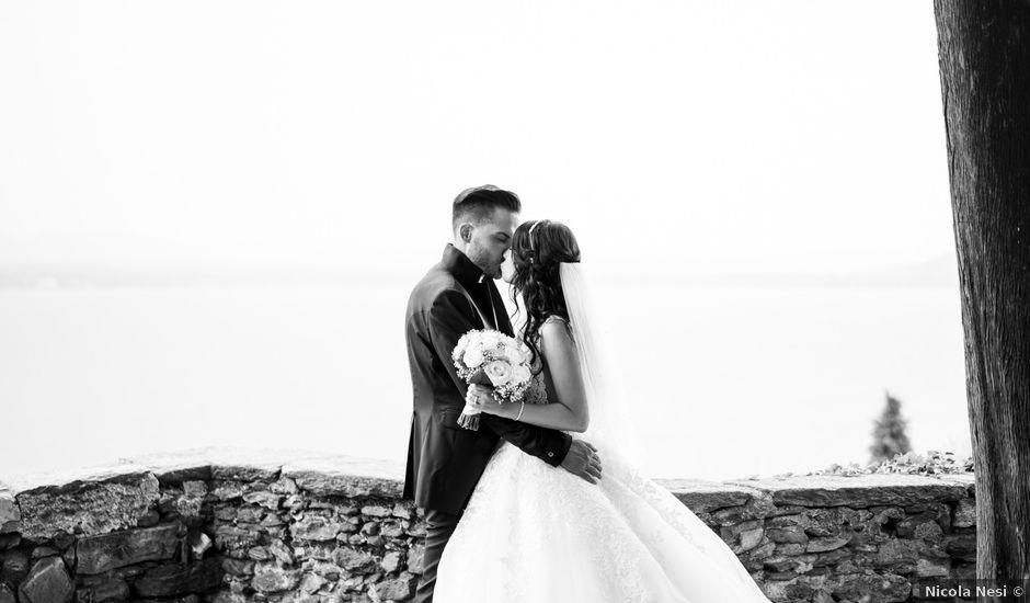 Il matrimonio di Daniel e Dolores a Stresa, Verbania