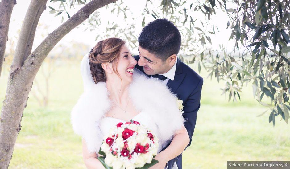 Il matrimonio di Mauro e Tiziana a Monserrato, Cagliari