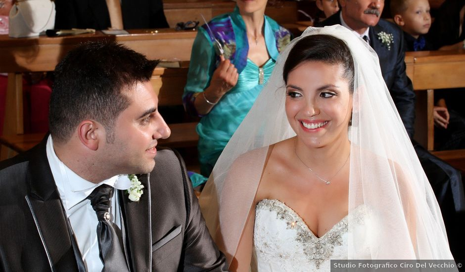 Il matrimonio di Maurizio e Rosa a Pozzuoli, Napoli