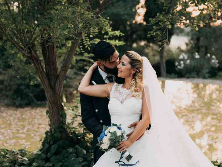 le nozze di Barbara e Francesco