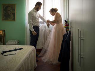 le nozze di Valeria e Denis 1
