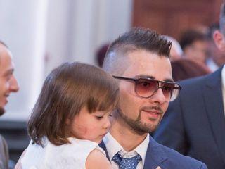 Le nozze di Rudina e Giorgio 1