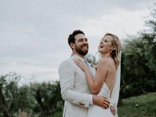 Le nozze di Delanie e Giovanni