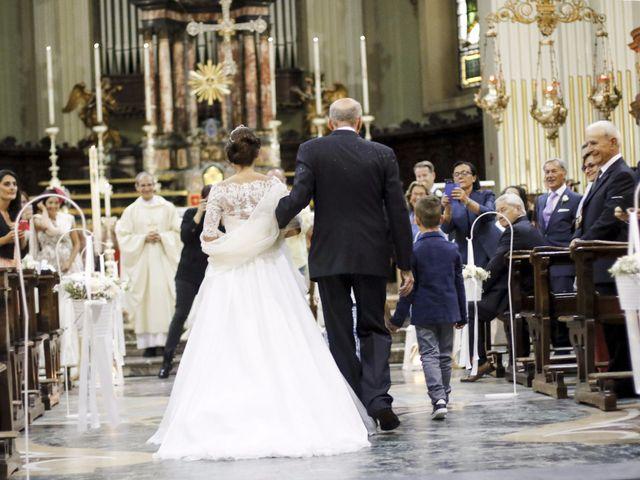 Il matrimonio di Fabrizio e Maria Grazia a Carate Brianza, Monza e Brianza 21