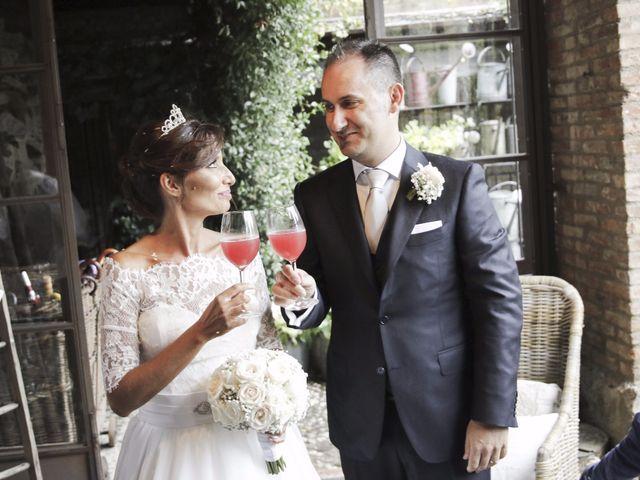 Il matrimonio di Fabrizio e Maria Grazia a Carate Brianza, Monza e Brianza 17