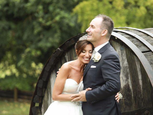 Il matrimonio di Fabrizio e Maria Grazia a Carate Brianza, Monza e Brianza 33