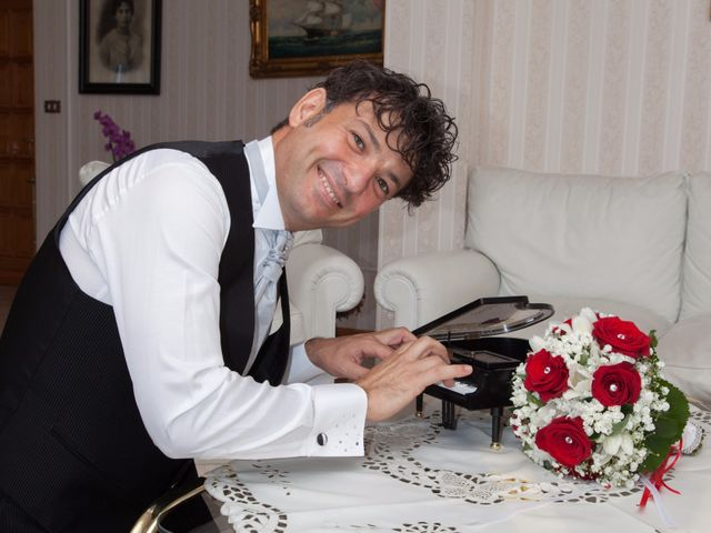 Il matrimonio di Robertino e Martina a Pimentel, Cagliari 5