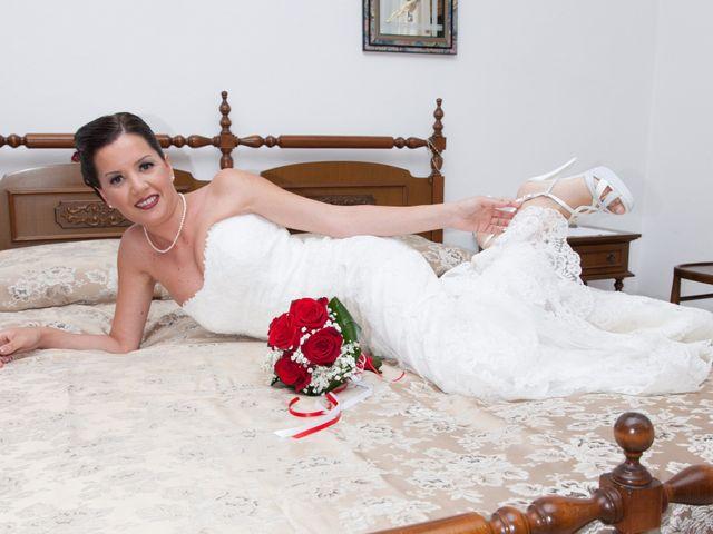 Il matrimonio di Robertino e Martina a Pimentel, Cagliari 9