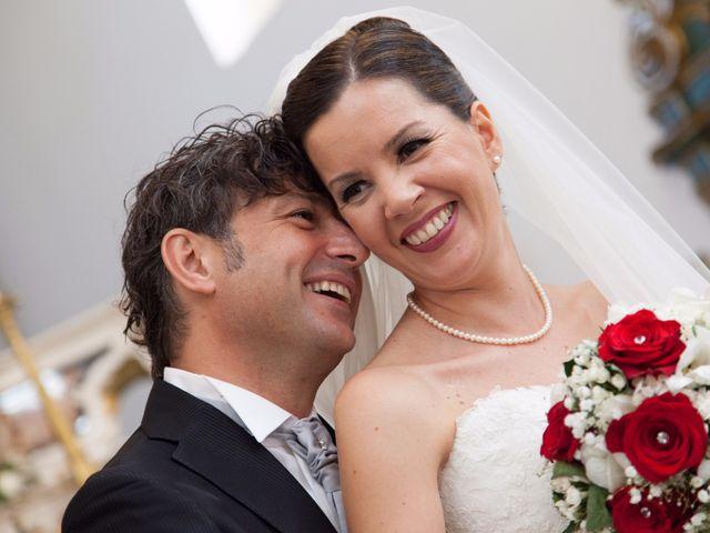 Il matrimonio di Robertino e Martina a Pimentel, Cagliari 11