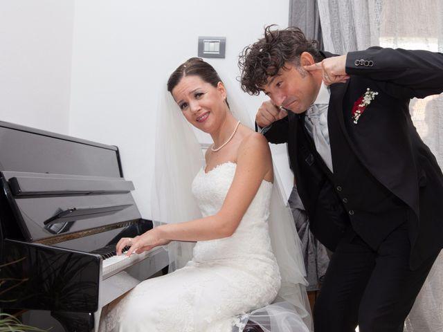 Il matrimonio di Robertino e Martina a Pimentel, Cagliari 12
