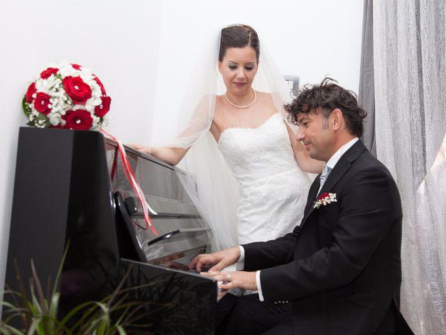 Il matrimonio di Robertino e Martina a Pimentel, Cagliari 13