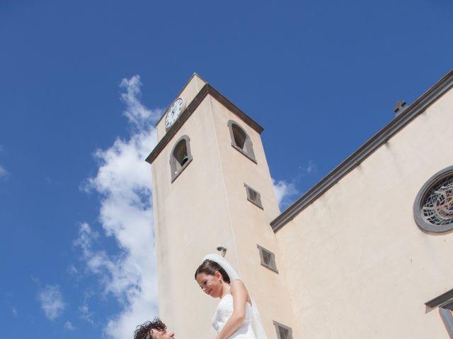 Il matrimonio di Robertino e Martina a Pimentel, Cagliari 15