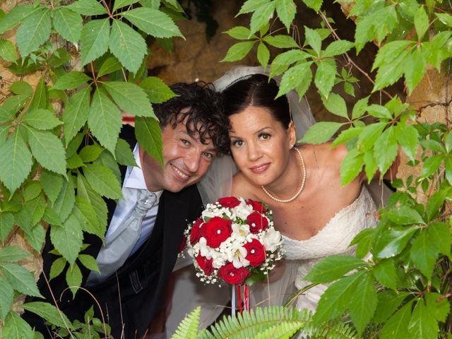 Il matrimonio di Robertino e Martina a Pimentel, Cagliari 17