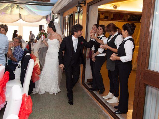 Il matrimonio di Robertino e Martina a Pimentel, Cagliari 22