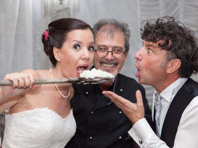 Il matrimonio di Robertino e Martina a Pimentel, Cagliari 1