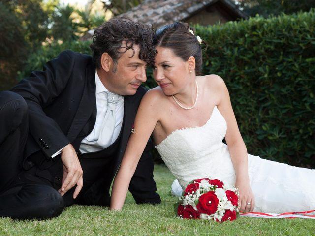 Le nozze di Martina e Robertino
