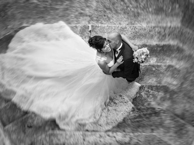 le nozze di Melissa e Nuccio