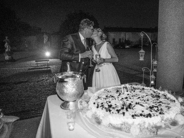 Le nozze di Alexia e Christian
