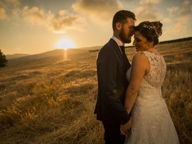 le nozze di Valeria e Denis