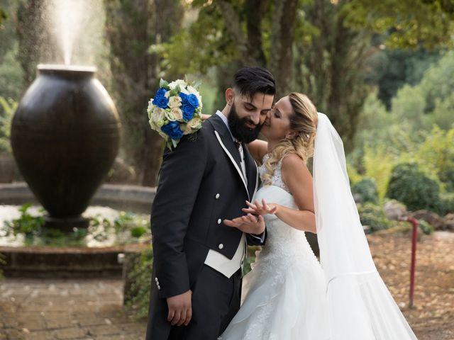 Il matrimonio di Francesco e Barbara a Roma, Roma 1