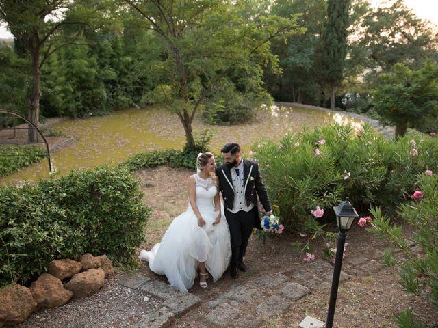 Il matrimonio di Francesco e Barbara a Roma, Roma 2