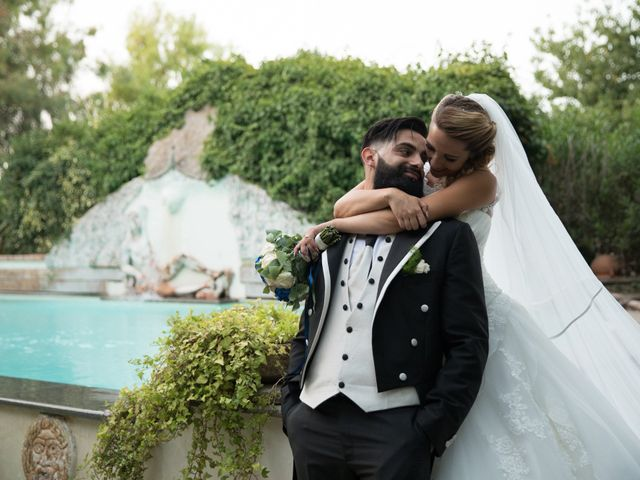 Il matrimonio di Francesco e Barbara a Roma, Roma 3