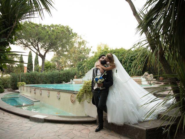 Il matrimonio di Francesco e Barbara a Roma, Roma 4