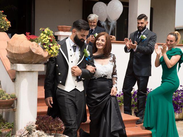 Il matrimonio di Francesco e Barbara a Roma, Roma 8
