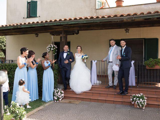 Il matrimonio di Francesco e Barbara a Roma, Roma 19