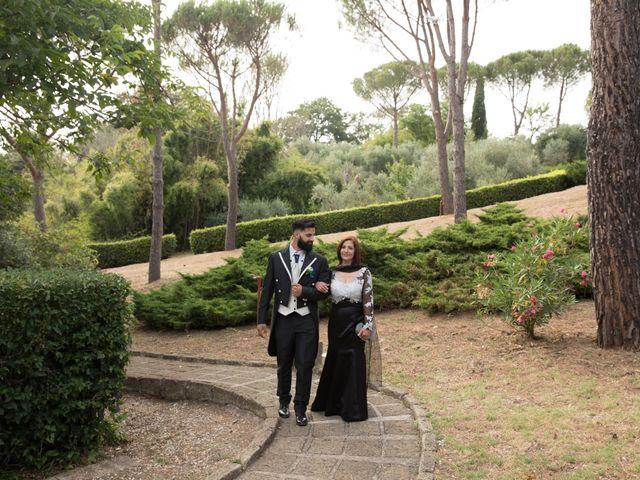 Il matrimonio di Francesco e Barbara a Roma, Roma 20