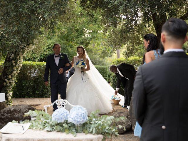Il matrimonio di Francesco e Barbara a Roma, Roma 24