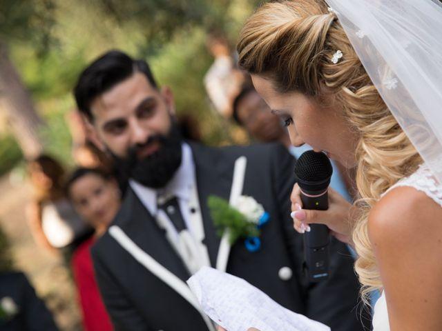 Il matrimonio di Francesco e Barbara a Roma, Roma 31