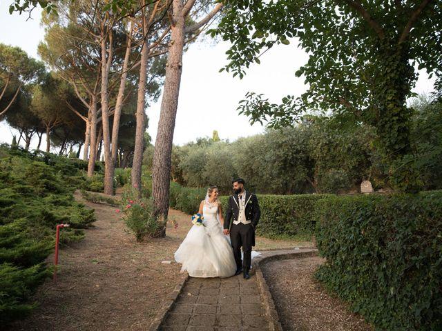 Il matrimonio di Francesco e Barbara a Roma, Roma 38