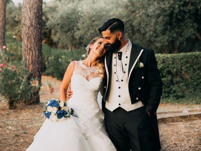 Il matrimonio di Francesco e Barbara a Roma, Roma 39