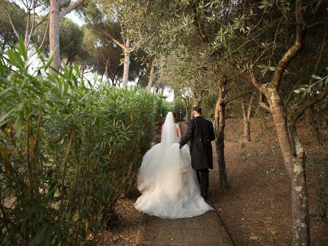 Il matrimonio di Francesco e Barbara a Roma, Roma 45