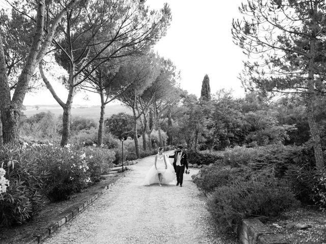 Il matrimonio di Francesco e Barbara a Roma, Roma 53