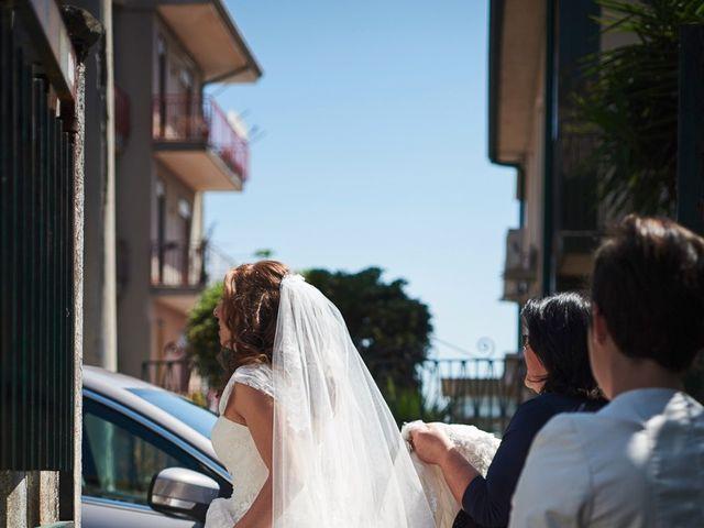 Il matrimonio di Andrea e Francesca a Pedara, Catania 5