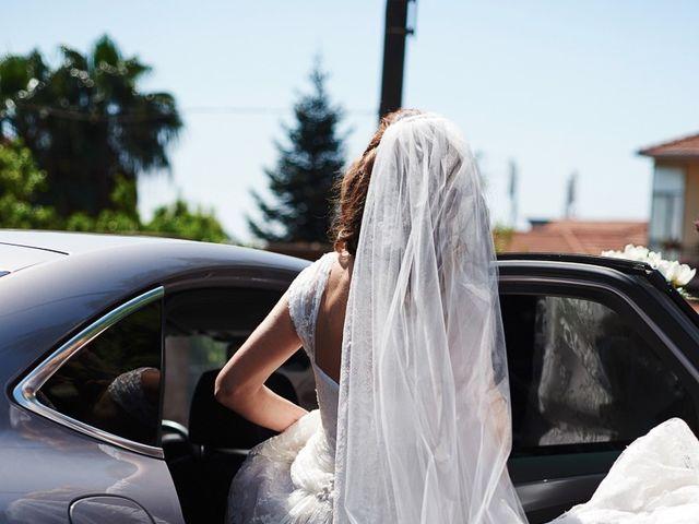 Il matrimonio di Andrea e Francesca a Pedara, Catania 6