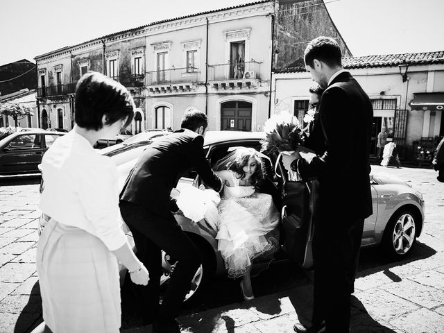 Il matrimonio di Andrea e Francesca a Pedara, Catania 7