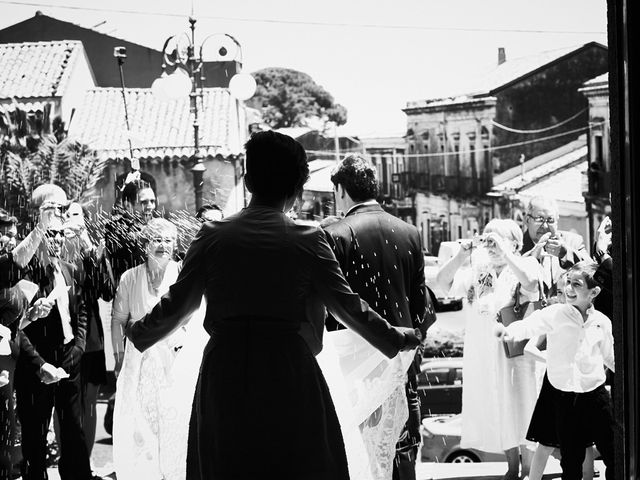 Il matrimonio di Andrea e Francesca a Pedara, Catania 14