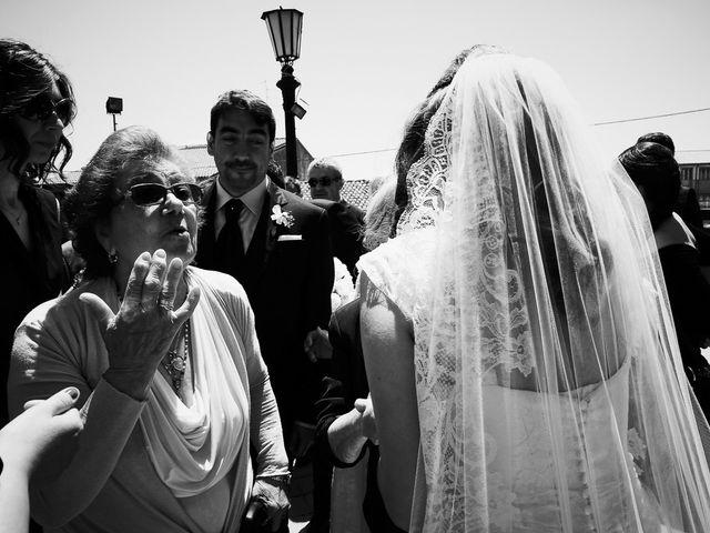 Il matrimonio di Andrea e Francesca a Pedara, Catania 16
